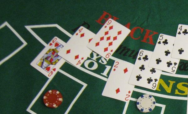 Waar Blackjack spelen